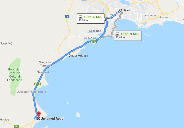 29.05.2019: Baku – Alat